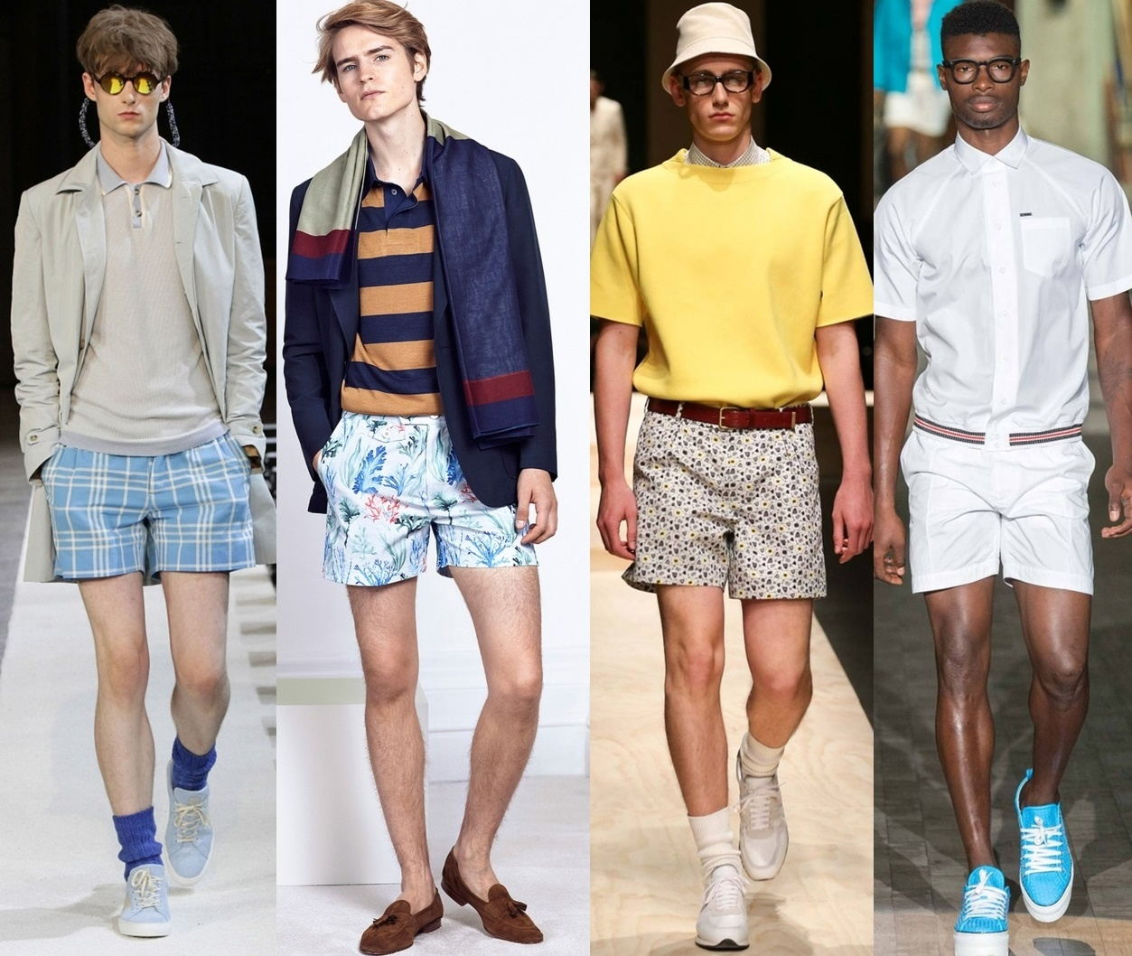 6b69eac32 Mi a divatos a férfi divatjában. Ingek katonai stílusban. Nyomatok ...
