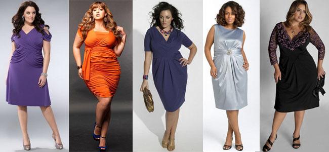 f7833a2c614db3 Стилісти радять: Кращі Плаття для Жінок з нестандартною фігурою ...