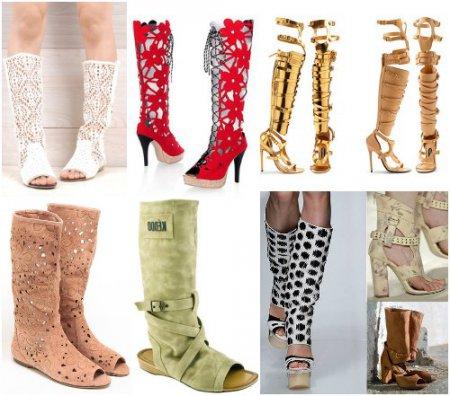 Чоботи тренди. Модні зимові жіночі чоботи 26584b85b53fb