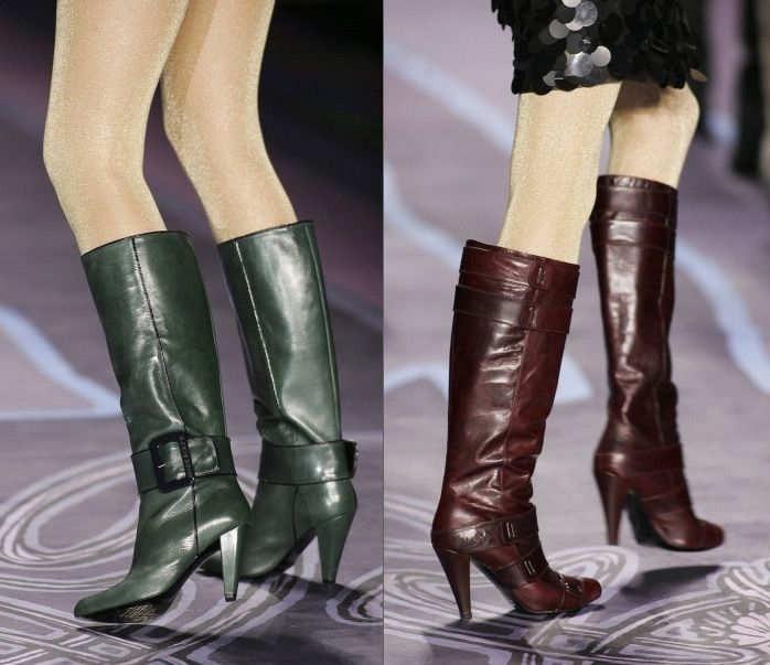 Модні чоботи в спортивному стилі сезону осінь-зима 2016-2017 2fa570bb381d3