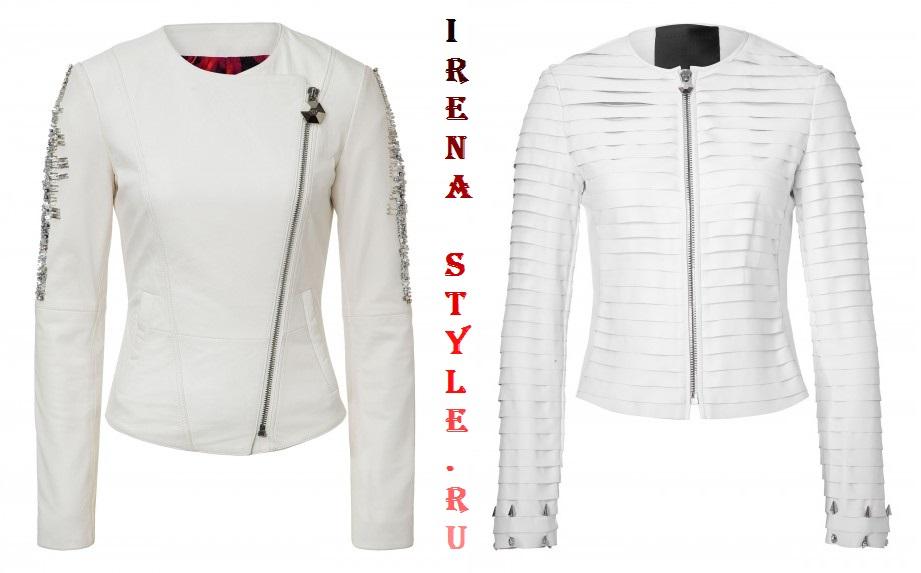 5a30c1806474e4 Поєднуючи таку шкіряну куртку з костюмом, брюками із завищеною талією або  суворою спідницею, її власниця завжди зможе добиватися свого.