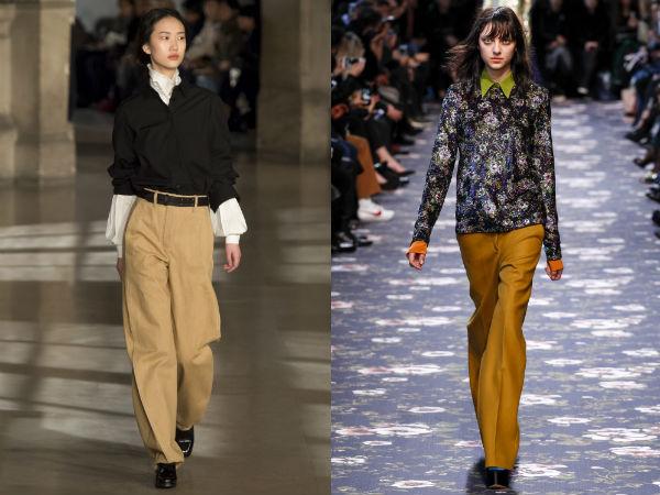 Ось такими постали перед нами нові брючні колекції осінь-зима 2016-2017. І  знову бренди запропонували колосальний вибір модних брюк на будь-який смак. 3534fee8f3dd1