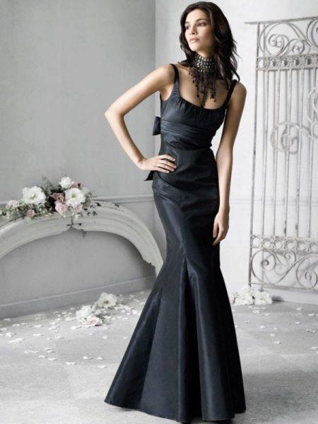 c9942ac6c4b7 Ako šiť dlhé letné šaty. Šijeme jednoduché šaty v podlahe v gréckom ...