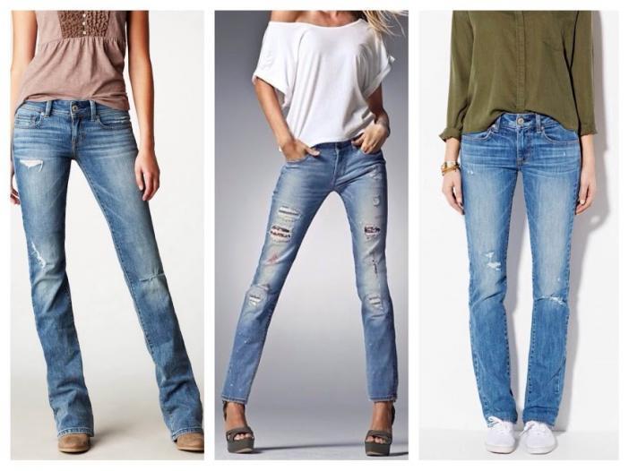 Які рвані джинси зараз в моді. Яка взуття підійде до бойфрендам 936f88d43ff36