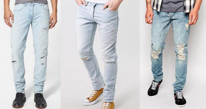 На роботу також не варто носити подібний предмет гардероба. Навіть при  відсутності суворого дрес-коду перевагу краще віддати джинсам класичного  вигляду. d3666c9ed5929