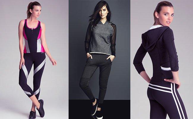 Супер модний спортивний костюм. Тканина і забарвлення в спортивному ... 6adfb81e1f83d