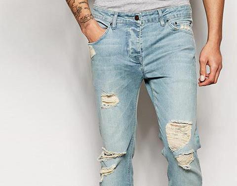 Яке взуття носити з джинсами чоловікові - особливості вибору ... f5cc309a74fd1