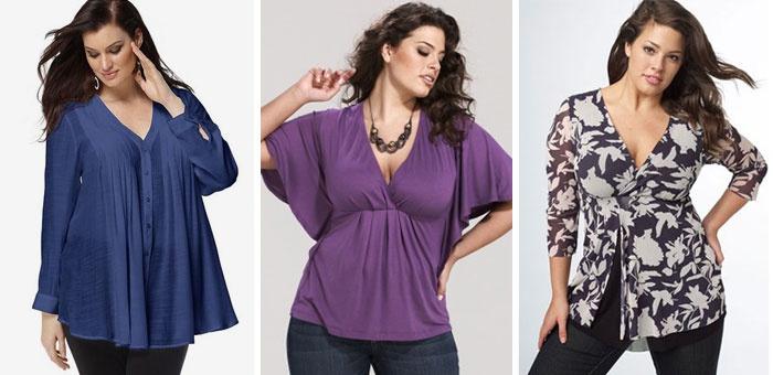 Блузка довга для повних фасони. Нарядні вечірні блузки великих ... 4fc621b3cf63c