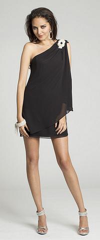 Жакет до чорної сукні. З чим носити чорне плаття. Фото 57cf58b83cfc1
