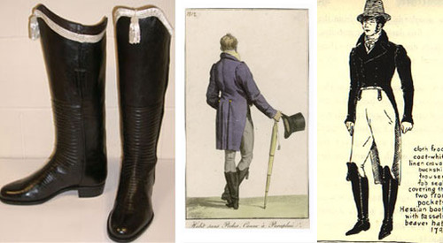 Жіночій половині людства це взуття стала доступна десь починаючи з 80-х  років минулого століття. Класичні ботфорти мають ширшу верхню частину 6db3d09dedc62