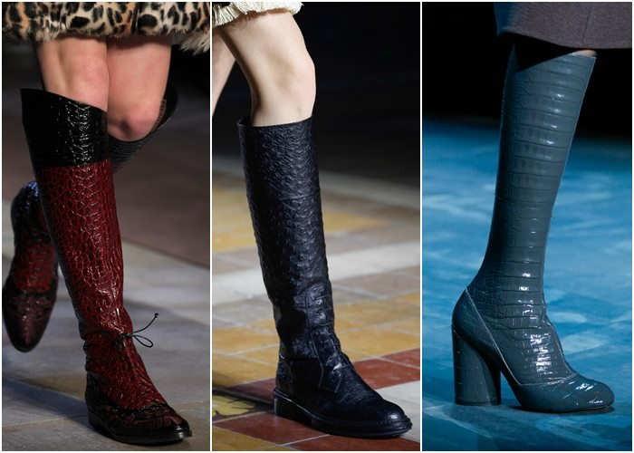 Чоботи тренди. Модні зимові жіночі чоботи bb6eb211c36fb