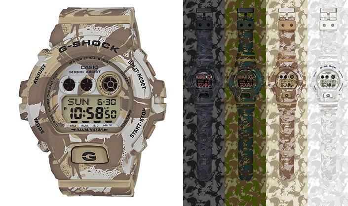 735a2c668 المركز التاسع - كاسيو G-SHOCK GD-X6900MC-5E - الأفضل الساعة الإلكترونية  معصم الرجال