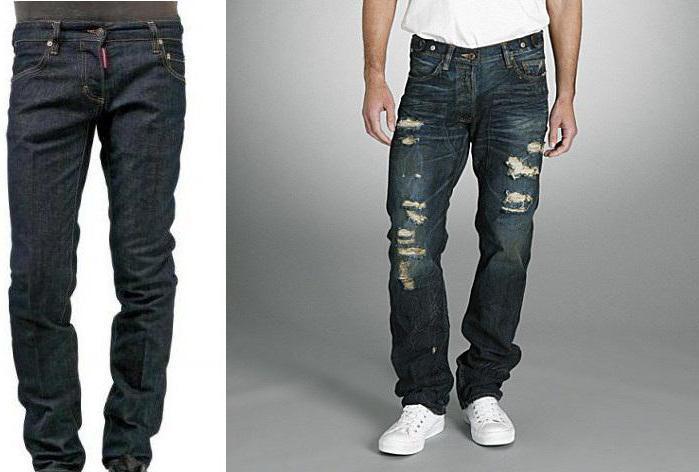 Яке взуття носити з джинсами чоловікові - особливості вибору ... 9fa1e68bae400