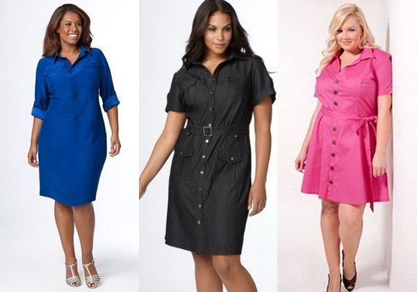 2396f3934b7d Atraktívne a roztomilé šaty tohto štýlu budú určite vyhovovať ženám s  nádhernými formami. Tieto šaty robia postavu vizuálne štíhlejšou av  kombinácii s ...