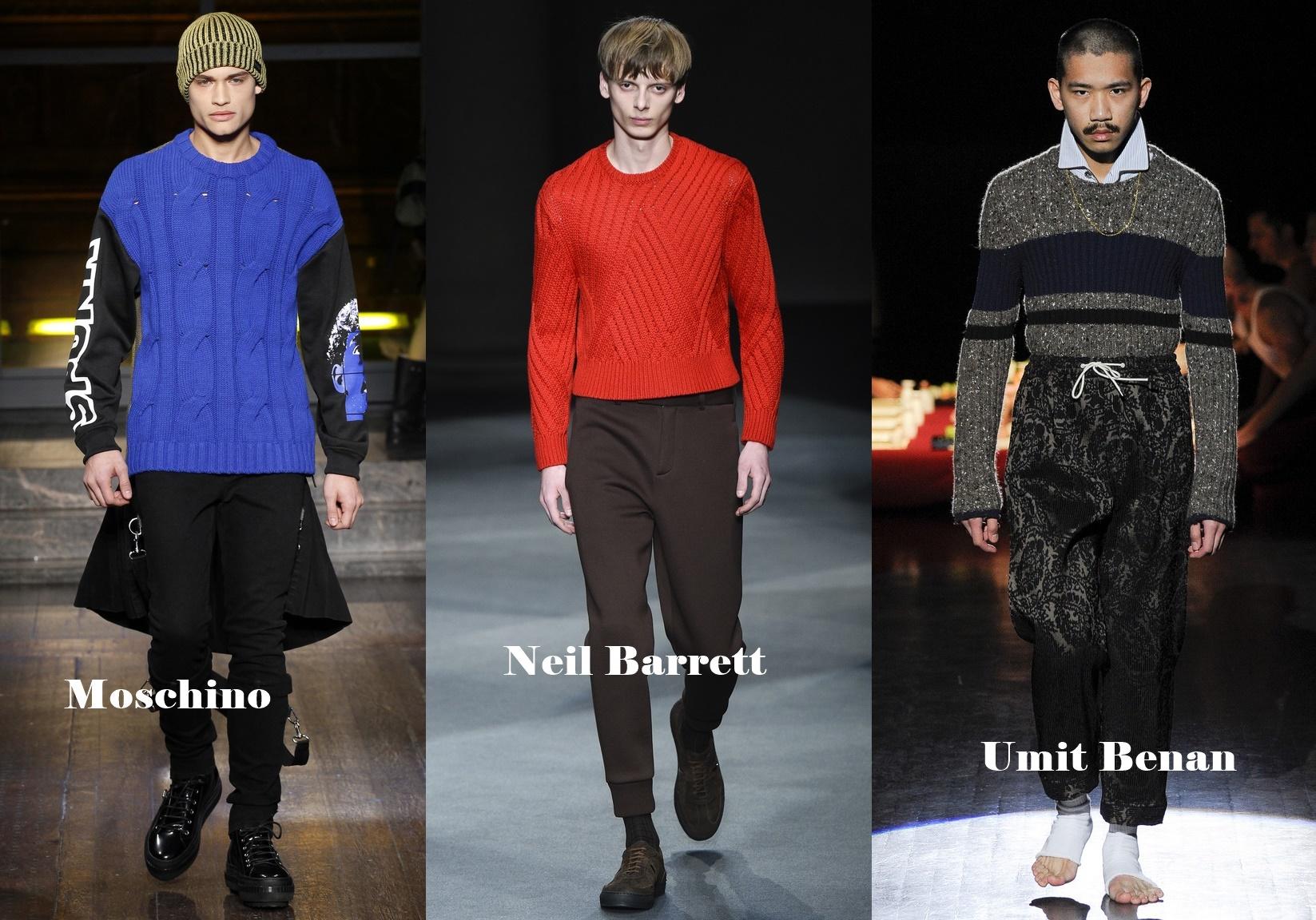 Модні джемпера осінь зима чоловічі. Модні светри чоловічі 05808200e5c8e