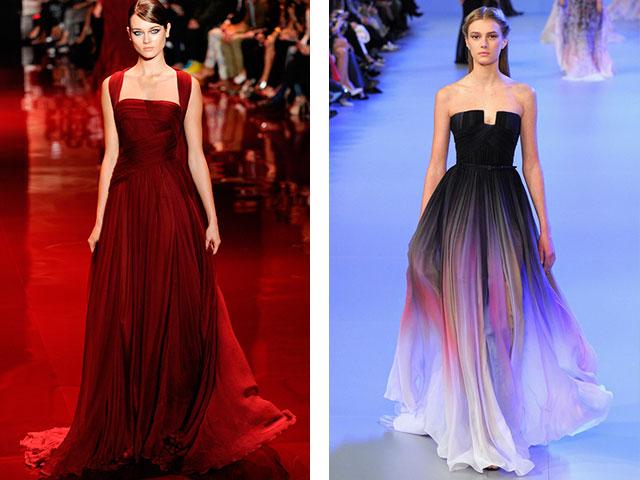 . Літні жіночі сукні - стиль «Денді» і богемний спосіб. Вечірні сукні з  пір ям. 09e954e9e17e2