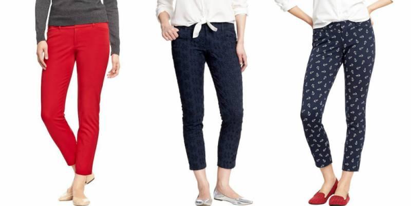 Розмір. Купуйте штани тільки в повній відповідності своїми фізичними  параметрами. У маломірної одязі ви ризикуєте стати схожою на сосиску в  тісті. f69721ddc5e0f