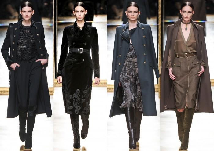09b2a01f7c Az angol klasszikusok visszatértek a csúcsra divat trendek. A természetes  gyapjúból készült meleg kabátok hideg őszi és téli napokon újra melegek.