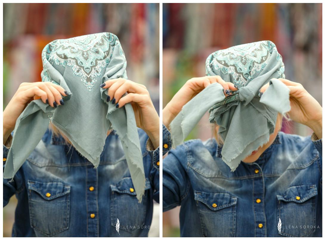 06cc364ce9 Módne spôsoby viazania šálu. Ako krásne zviazať šál okolo vášho krku ...