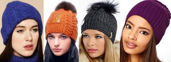 Az őszi-téli szekrény legfontosabb tárgyai a különböző színű és stílusos kötött  sapkák. A vezető tervezők által javasolt modellek közül különösen  népszerűek ... 9af9a9a0a7