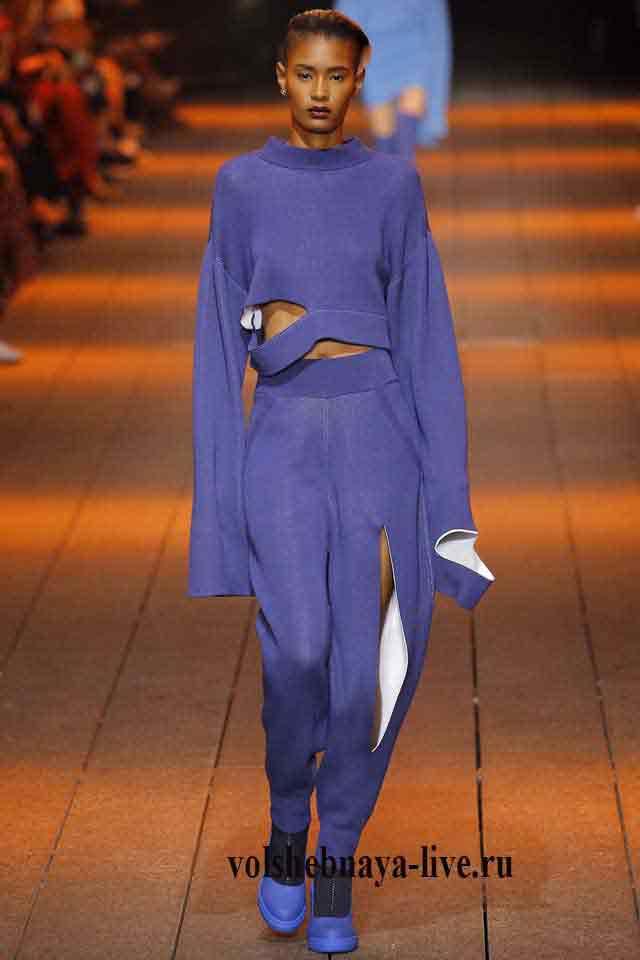 Яка спортивний одяг зараз в моді. Спортивні костюми з облягаючим ... 01abf6a3fdac1