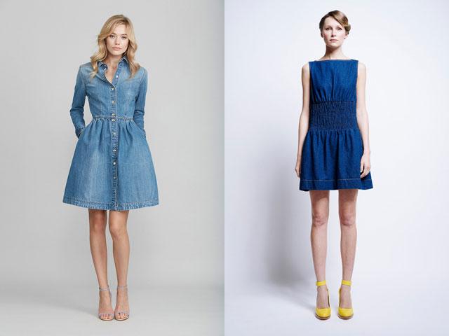 Плаття в стилі денім (джинсові) 304024a478a05