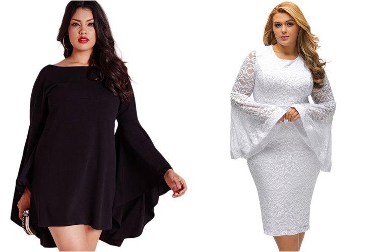 Одяг для повних жінок весна. Фасони суконь для повних жінок. Що ... ad5a4b4262a67