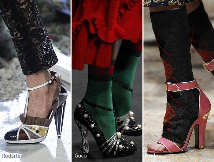 0b123a0b443a7 Quais sapatos estão em tendência neste inverno. tendência - salto ...