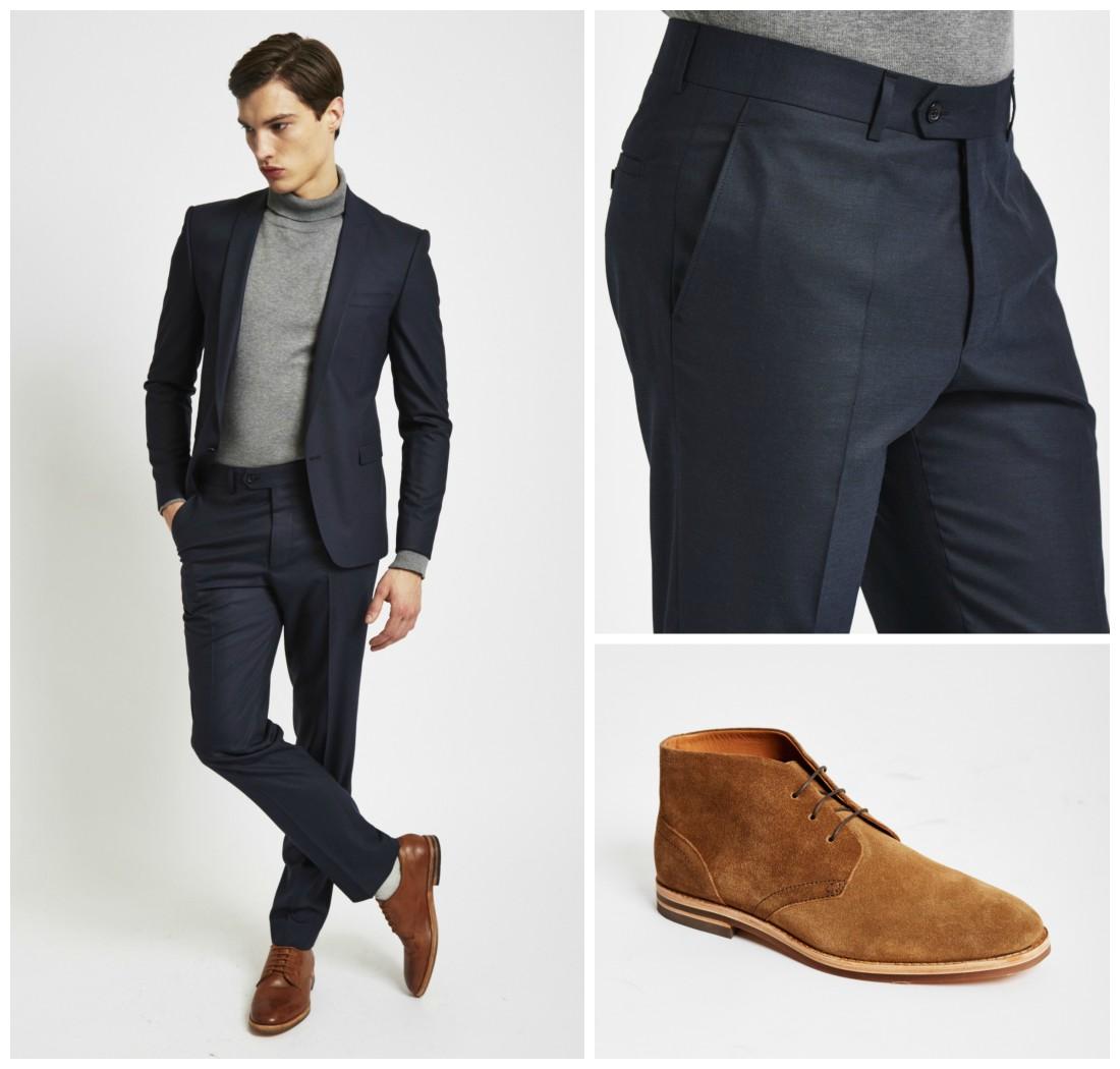 Кросівки під сірі штани. З чим носити сині штани  поради для жінок і ... 104b8e3d16d80
