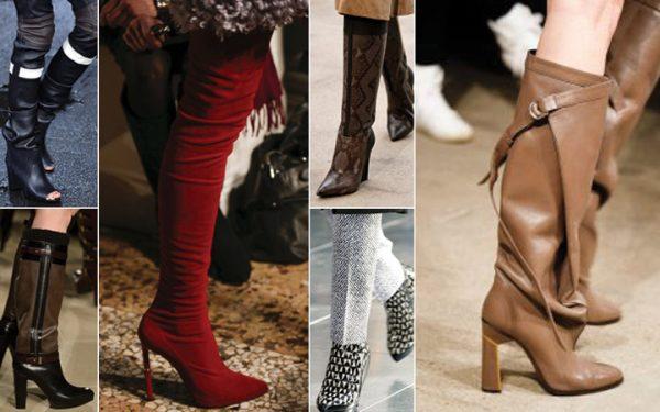 Модні чоботи жіночі. Блискучі чоботи  золото і металік. Блискучі ... 1aaad51643776