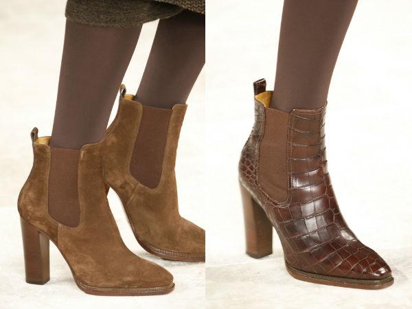При цьому подібні вставочки повинні обов язково відрізнятися від решти  частини взуття - будь то матеріалом або кольором. 3ffbdb4e6d999