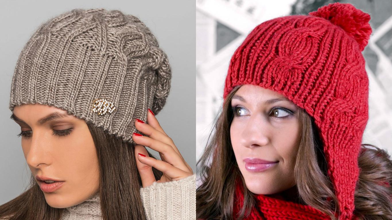 Зв язати модну зимову шапку. Весняно - осінні шапки. Забавні шапки ... e783788d21c8e