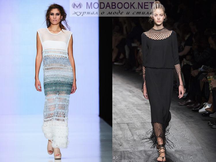 Красиві сукні весна. Модні сукні весна-літо. 6568a5d127a2c