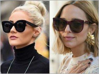 a84fa9833 هل النظارات المرآة الآن من المألوف؟ النظارات الشمسية المألوف: الصور ...