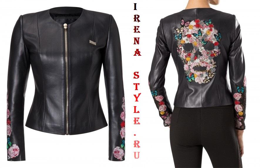 0bfaf5c98b40fb Комбіновані куртки несуть швидше естетичну функцію, ніж практичну. Такі  речі вибирають сміливі та неординарні дівчата, адже ...